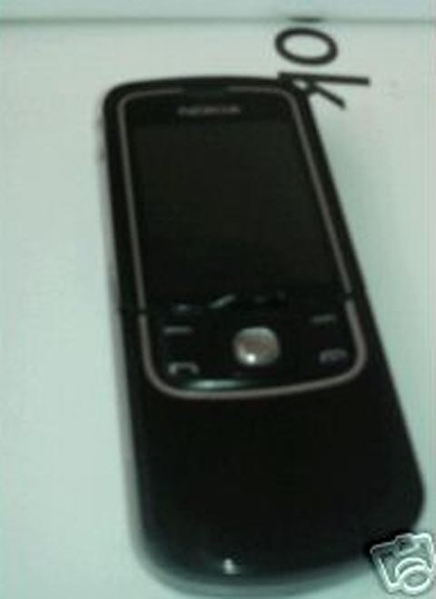 Nokia 8600 already in stores - Gallery Image