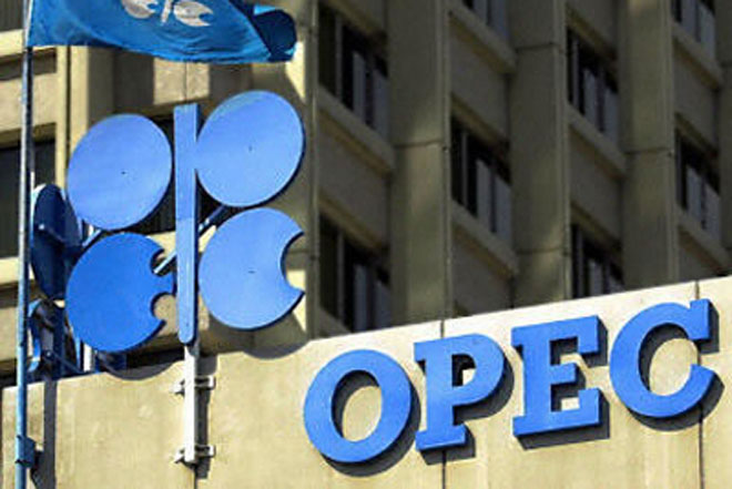 OPEC oil price decreases