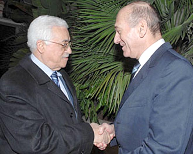 Meeting of Mahmud Abbas and Olmert Continues Israeli-Palestinian Negotiations – Fath