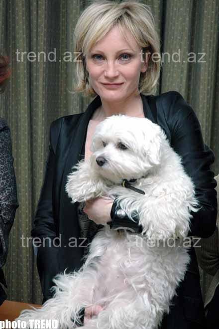 Trend's Exclusive Photo Session with Popular Singer Patrizia Kaas
