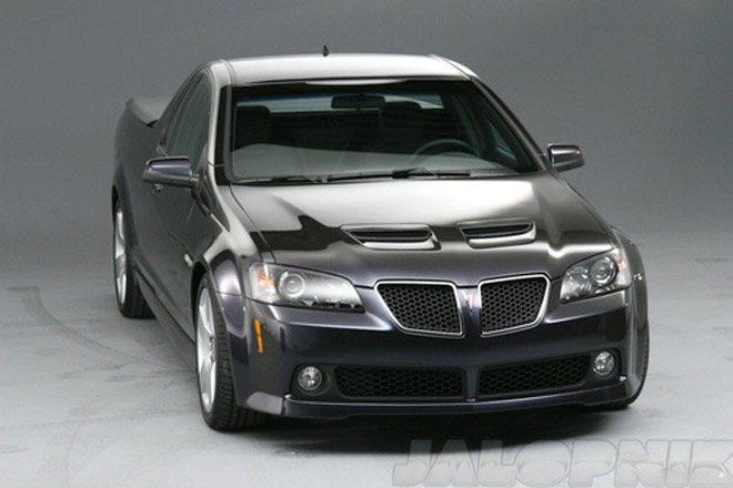 Pontiac G8 Sport Truck Unleashed - Gallery Image