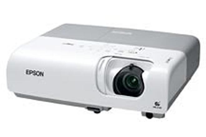 Epson PowerLite S5 projector provides a budget-minded home theater