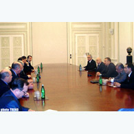 Azerbaijani and Russian Governments Signed 4 Documents in Baku