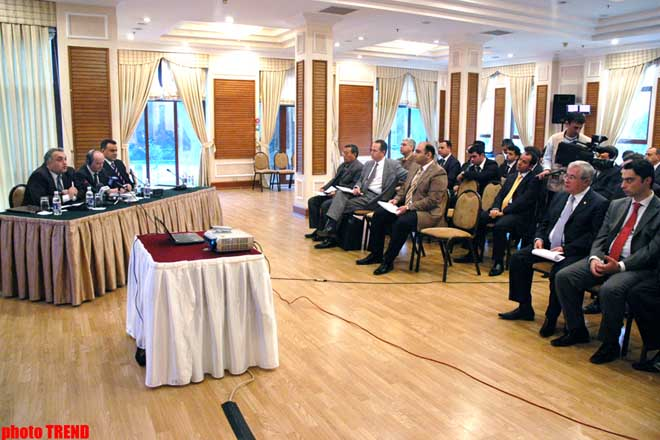 Conference Future Securities Market of Azerbaijan Took Place in Baku - Gallery Image