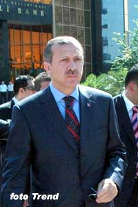 Redjeb Tayyib Erdogan: Ankara deeply interested in territorial integrity of neighboring countries