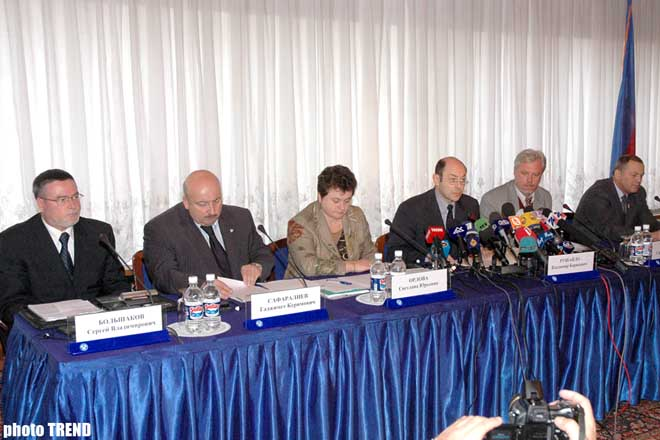 Vladimir Rushaylo: parliamentary elections in Azerbaijan were in line with local legislation and democracy norms