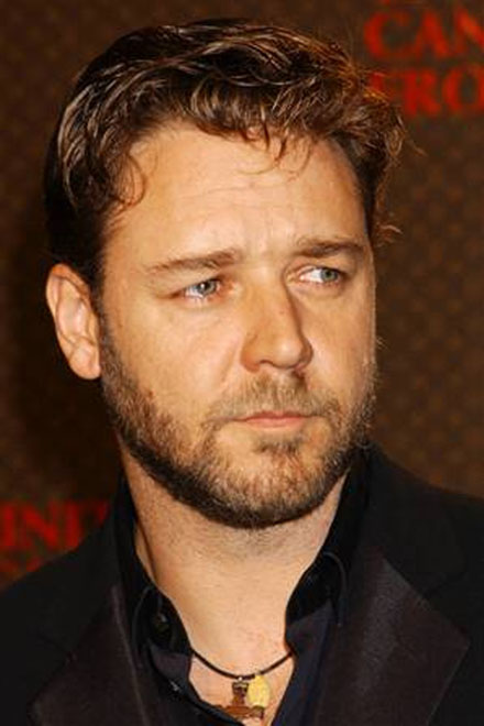Good parent Russell Crowe