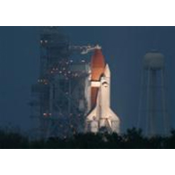 Weather threatens space shuttle launch again