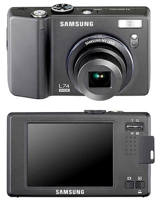 Samsung L74 Camera Is a Virtual Tour Guide