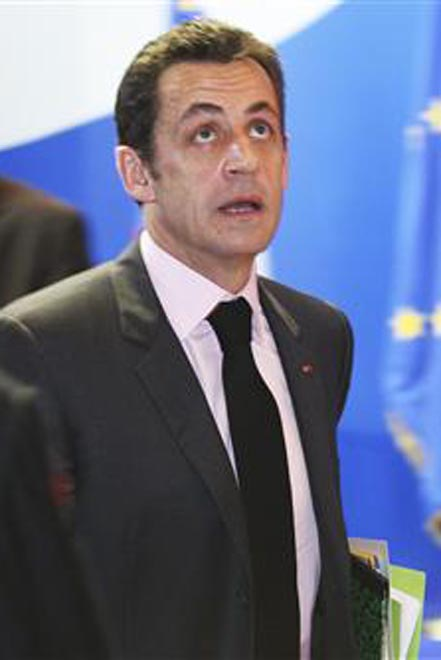 Local poll results deal blow to Sarkozy