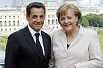 Sarkozy and Merkel to meet Medvedev at Deauville