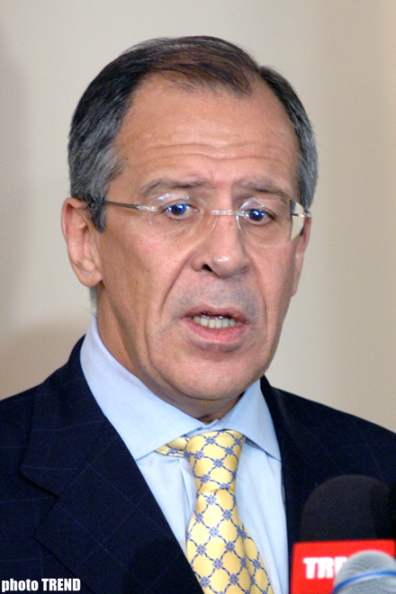 Russia's Partners Should Choose Whom to Support: Russian Foreign Minister