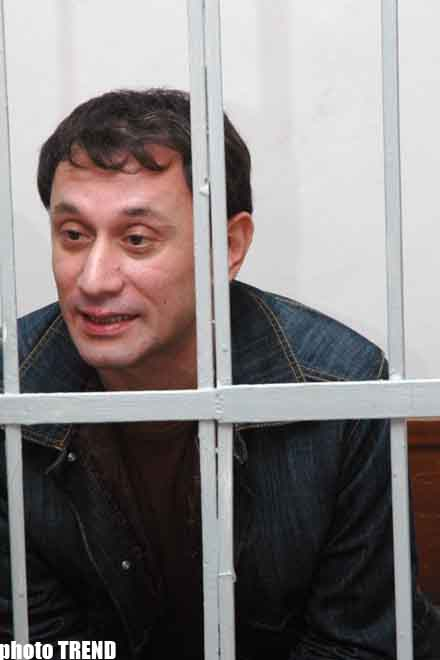 Azerbaijani Opposition Newspaper Journalist's Lawyer Requests Time from Court (video) - Gallery Image