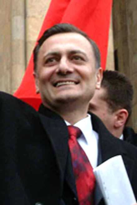 Georgian Labor Party demands a ban president serving in key government posts after presidential term ends