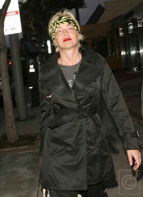 Sharon Stone Tempted To Date Women