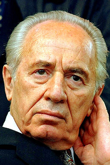 Peres: Israel can share experience with countries
