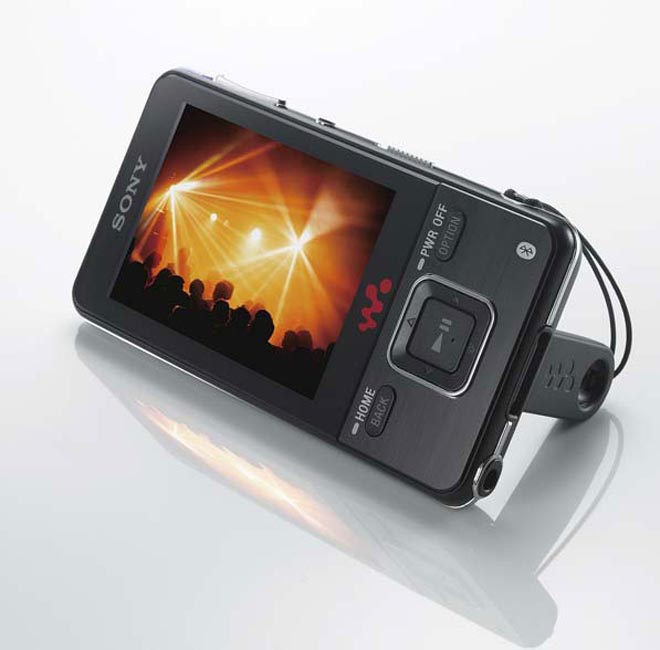 Sony's Bluetooth-enabled Walkman A820-series unhanded - Gallery Image