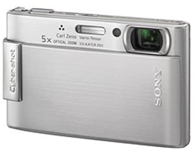 Sony DSC-T200 is First Cyber-shot with 16:9 LCD