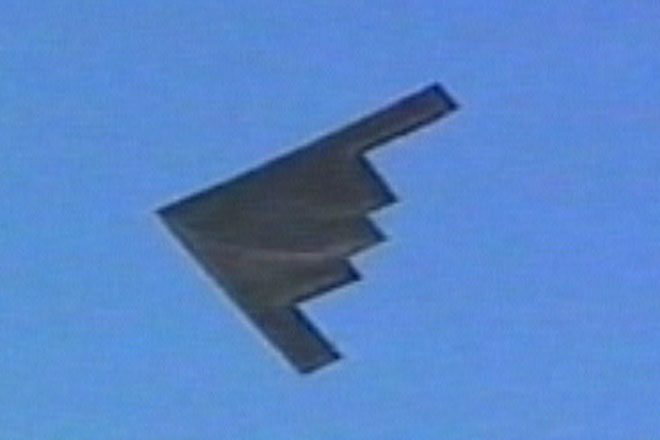 F-117 stealth fighters to make final flight no one will know about (video) - Gallery Image