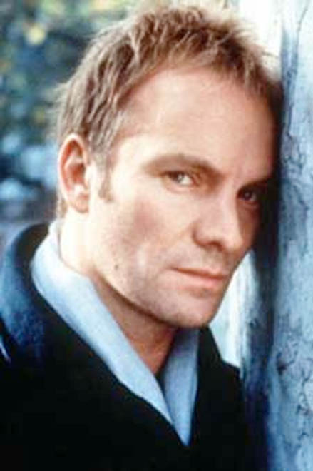 """Sting thinks his name is """"silly"""""""