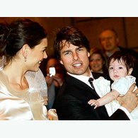 Tom Cruise and Katie Holmes plan wedding party - Gallery Image