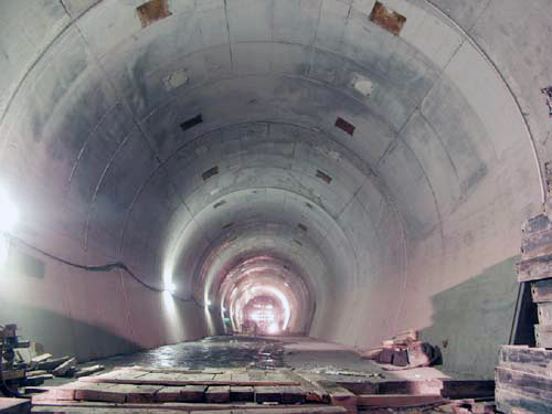 Eurasia tunnel to be commissioned in 2016 in Turkey