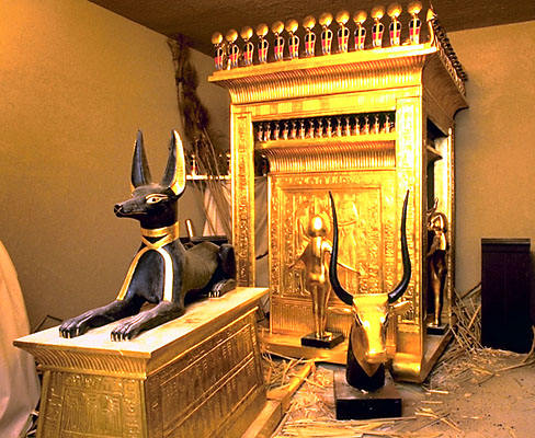King Tut died of blood disorder: Study