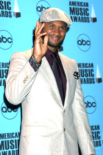 Is Usher Separated From Wife Tameka?