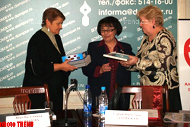 Azerros Newspaper Announced Winner of Russian Journalists Competition - Gallery Image