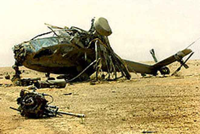 4 NATO soldier killed as chopper crashes in Afghanistan