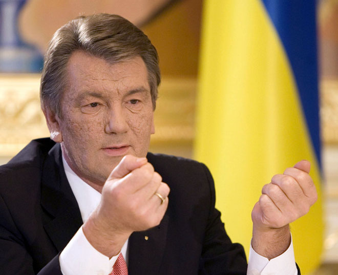 Those Processes Which Occur in Ukraine May be Referred as to Episodes of Democracy Establishment: President of Ukraine