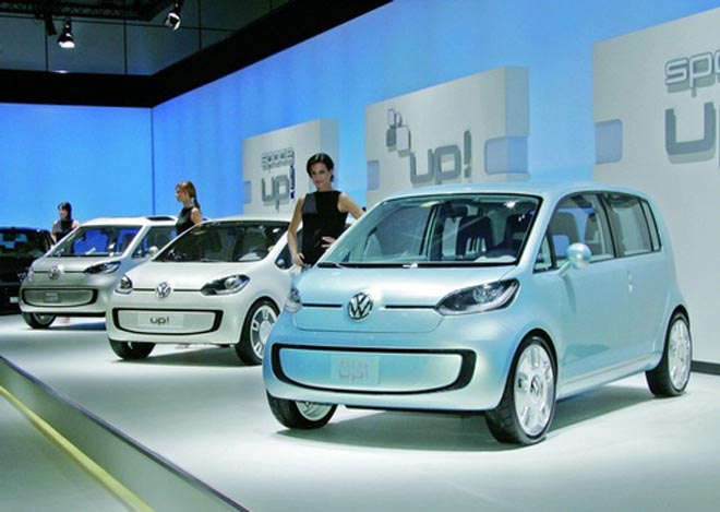 Volkswagen Shows Up! Family at   Bologna