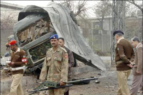 Blast in Pakistan Not Injured Azerbaijanis: Consul of AR