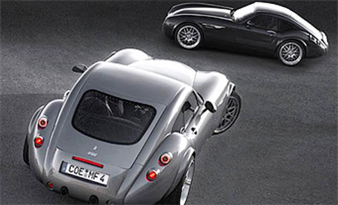 Суперкупе Wiesmann GT получит мотор V10 от BMW M5