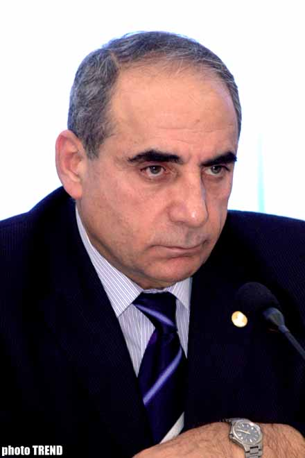Caspian Countries' Key Task is to Provide Security in Region: –Azerbaijani First Vice-Premier