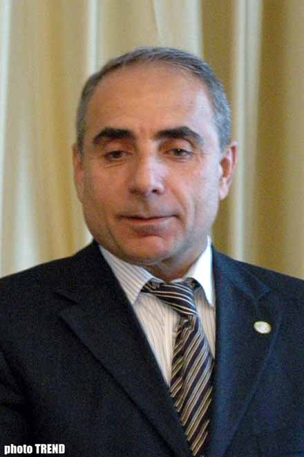 Azerbaijan to cut gas import in 2007  first Vice Premier