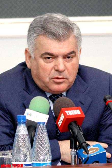 Baku-Tbilisi-Kars Railway Scheduled to be Put into Operation in 2009: Minister