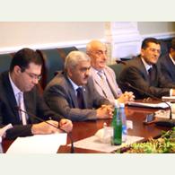 SOCAR officials met with BP peers