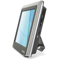The digital photo frame that plays tunes too