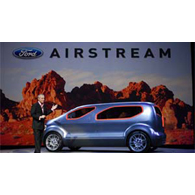 Ford and Airstream team for concept