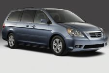 2008 Honda Odyssey Facelift Revealed - Gallery Thumbnail