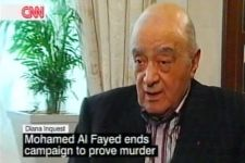 Al-Fayed says accepts Princess Diana verdict (video) - Gallery Thumbnail