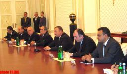 Romania is Especially Interested in Strengthening Relations with Azerbaijan  Romanian President - Gallery Thumbnail