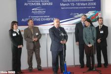Increase in number of exhibitions in Azerbaijan testify for rise of economic growth  Mehman Ahmadov - Gallery Thumbnail