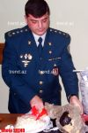 State Border Service of Azerbaijan Discovers Narcotics Amounting to $120.000 in Azerbaijan's District of Jalilabad - Gallery Thumbnail