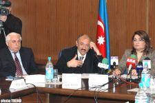 Госкомитет по проблемам семьи, женщин и детей и  Институт прав человека Азербайджана приняли совместное заявление - Gallery Thumbnail