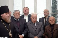 Services of Ex-Azeri President in Strengthening Tolerance is Invaluable  Head of State Committee - Gallery Thumbnail