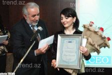 Director of Analytical  Center of  TrendCapital Wins 'The Best Author' Title of Contest Chief Executive Officer –   Azerbaijan - Gallery Thumbnail