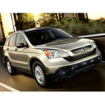 Honda due to launch their new CR-V in India - Gallery Thumbnail