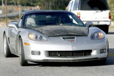 Chevrolet Corvette ZR-1 Spied - Gallery Thumbnail